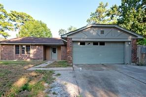 Houston Home at 23410 Good Dale Lane Spring , TX , 77373-7037 For Sale