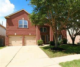 Houston Home at 26722 Blanchard Grove Drive Drive Katy , TX , 77494-0377 For Sale