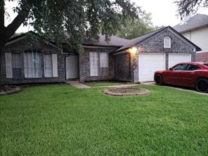 Houston Home at 11007 Olivewood Drive Houston                           , TX                           , 77089-6816 For Sale