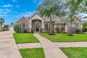Houston Home at 25502 Canyon Crossing Court Richmond , TX , 77406-5287 For Sale