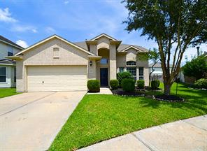 Houston Home at 7419 Riven Oaks Court Cypress , TX , 77433-3307 For Sale