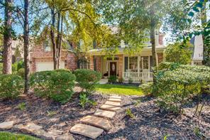 Houston Home at 6 Graceful Elm Ct The Woodlands , TX , 77381-4832 For Sale