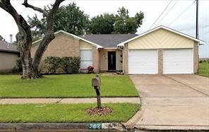 Houston Home at 302 El Toro Lane Houston , TX , 77598-2526 For Sale