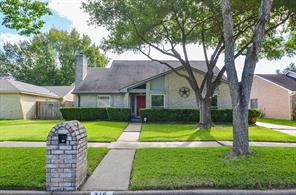 Houston Home at 215 Applewhite Drive Katy , TX , 77450-1707 For Sale