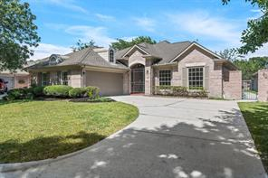 Houston Home at 2710 Strathford Lane Kingwood , TX , 77345-5411 For Sale