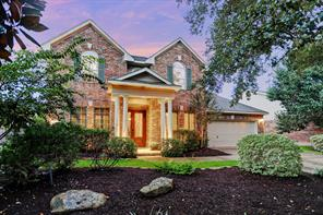 18 melville glen place, the woodlands, TX 77384