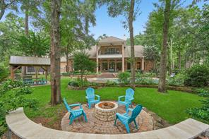 Houston Home at 47 N Wooded Brook Circle The Woodlands , TX , 77382-1252 For Sale
