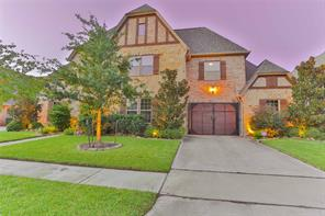 Houston Home at 17606 Astrachan Road Richmond , TX , 77407-2700 For Sale