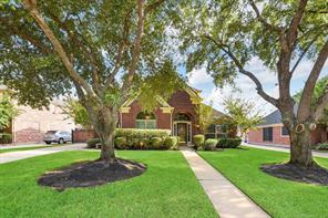 Houston Home at 17523 Rustling Aspen Ln Houston , TX , 77095-4428 For Sale
