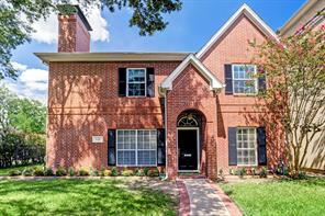 Houston Home at 4130 Purdue Street Houston , TX , 77005-1040 For Sale