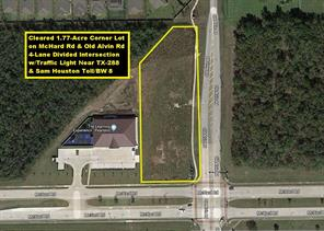0 mchard rd and old alvin road, pearland, TX 77581