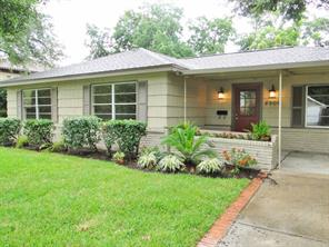 Houston Home at 4909 Elm Street Bellaire , TX , 77401-2810 For Sale