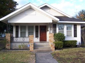 1039 Gardner, Houston TX 77009