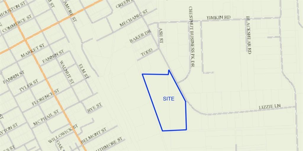 0 Lizzie Lane, Tomball, TX 77375