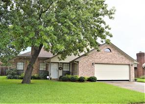 Houston Home at 109 Bumelia Street Lake Jackson , TX , 77566-5758 For Sale