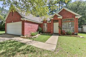 Houston Home at 4018 Hunnington Drive Conroe , TX , 77303-1808 For Sale