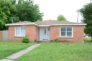 Houston Home at 3502 Mainer Street Houston , TX , 77021-5536 For Sale