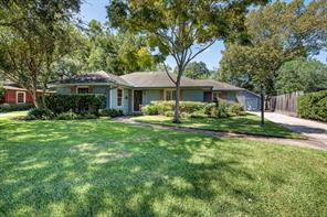 Houston Home at 111 McTighe Bellaire , TX , 77401-4203 For Sale