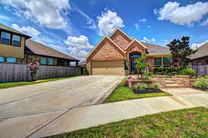 Houston Home at 19306 Fort Leaton Lane Cypress , TX , 77433-5188 For Sale