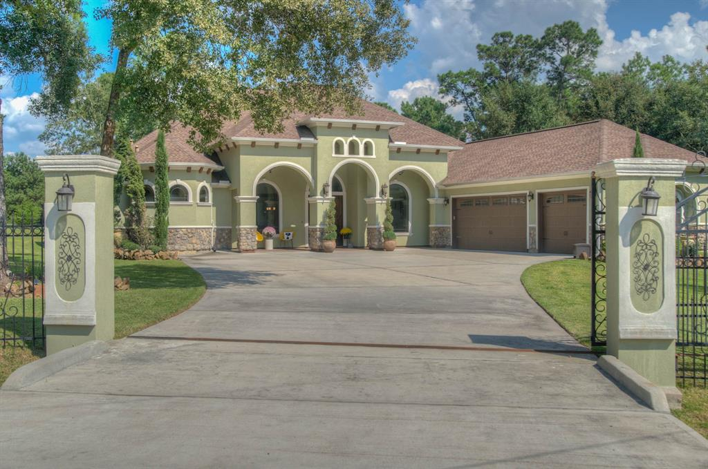 Welcome to this exquisitely upgraded mediterranean home, nestled in the back of the highly sought after Riverwalk subdivision. This one truly has it all. Riverwalk has a private 66-acre lake, park, and social events! If beauty is what you are seeking, make your appointment today, you won't be disappointed.