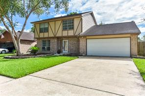 Houston Home at 15226 Stradbrook Drive Houston , TX , 77062-3219 For Sale