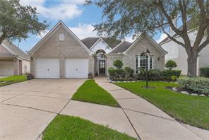 Houston Home at 3807 Shadow Trace Circle Houston , TX , 77082-5637 For Sale