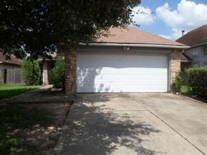 Houston Home at 13318 Chaston Drive Houston , TX , 77041-1851 For Sale