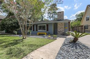 Houston Home at 1419 Sue Barnett Drive Houston                           , TX                           , 77018-4425 For Sale