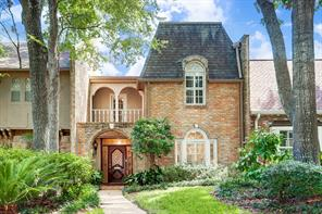 Houston Home at 9458 Briar Forest Drive Houston , TX , 77063-1003 For Sale