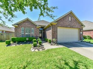 Houston Home at 3318 Cactus Heights Lane Pearland , TX , 77581-3536 For Sale