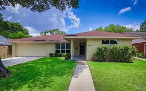Houston Home at 5634 Ludington Drive Houston , TX , 77035-4350 For Sale