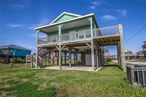 Houston Home at 2017 Seaside Port Bolivar , TX , 77650 For Sale