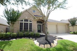 Houston Home at 14818 Yellow Begonia Drive Cypress , TX , 77433-6594 For Sale