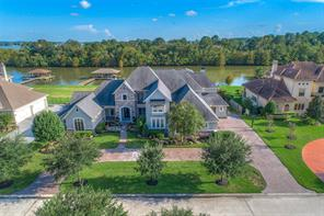 Houston Home at 6307 S Royal Point Drive Kingwood , TX , 77345-3328 For Sale