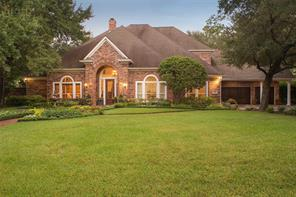 Houston Home at 1 Huntington Park Circle Bunker Hill Village , TX , 77024-5069 For Sale