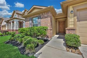 Houston Home at 15406 Harris Canyon Lane Cypress , TX , 77429-6169 For Sale