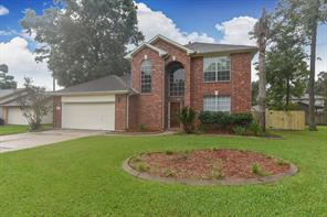 Houston Home at 919 Poppets Way Crosby , TX , 77532-5717 For Sale