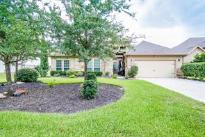 Houston Home at 66 N Swanwick Place Tomball , TX , 77375-4474 For Sale