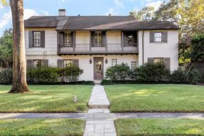 Houston Home at 3215 Locke Lane Houston                           , TX                           , 77019-6207 For Sale