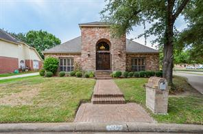 Houston Home at 3502 Ashlock Drive Houston                           , TX                           , 77082-5506 For Sale
