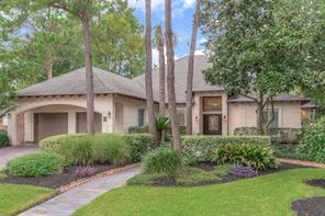 Houston Home at 51 Stone Springs Circle The Woodlands , TX , 77381-6325 For Sale