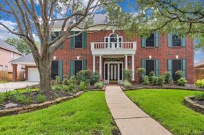 Houston Home at 3123 Latrobe Lane Katy , TX , 77450-8538 For Sale