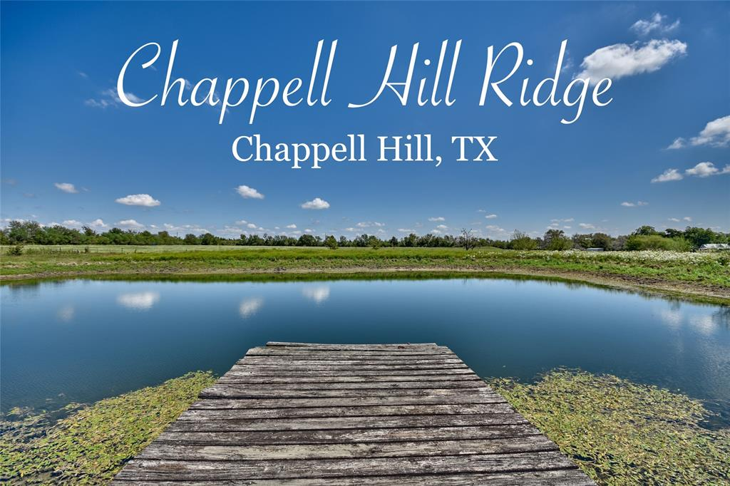 9510 Old Plantation Road, Chappell Hill, TX 77426
