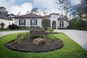 Houston Home at 28431 Mendecino Glen Lane Houston , TX , 77336-1437 For Sale
