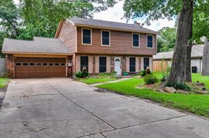 Houston Home at 923 Diamondhead Boulevard Crosby , TX , 77532-5559 For Sale