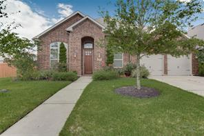 Houston Home at 17203 Bland Mills Lane Richmond , TX , 77407-2719 For Sale