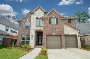 Houston Home at 16859 Bark Cabin Drive Humble , TX , 77346 For Sale