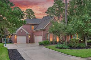 Houston Home at 38 Chamomile Court The Woodlands , TX , 77382-2689 For Sale