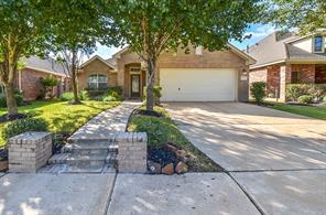 Houston Home at 18323 S Elizabeth Shore Loop Cypress , TX , 77433-2419 For Sale