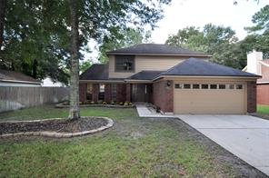 Houston Home at 3534 Pickwick Park Drive Houston , TX , 77339-1200 For Sale